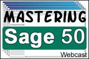 Mastering Sage 50