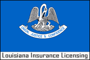 Louisiana Insurance Adjuster License