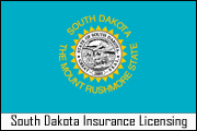South Dakota Insurance Adjuster License